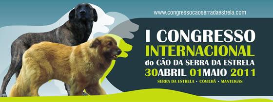 I Congresso do Cão da Serra da Estrela